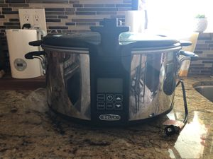 Large crock pot - works great for Sale in Huntington Beach, CA