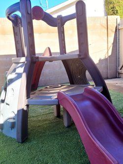 Little Tikes Double Slide for Sale in Cerritos,  CA