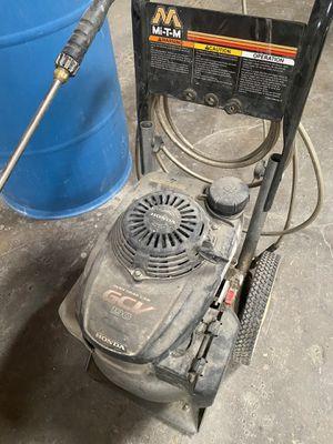 Mi-T-M Pressure washer for Sale in Lakeside, CA