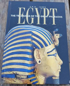 Egypt coffee table book for Sale in San Francisco, CA