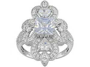 Large CZ ring for Sale in Hinesville, GA