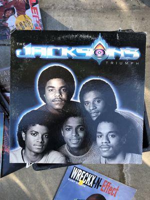 JACKSONS VINYL RECORDS for Sale in Modesto, CA