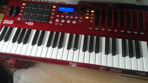 Akai Max 49 professional Studio Keyboard for Sale in Philadelphia, PA