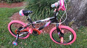KENT SPARKLES BMX GIRLS BIKE. NEW CONDITION 🚴♂️ for Sale in Boca Raton, FL