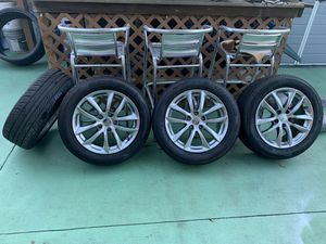 Infiniti Wheels 225 55 17. Infiniti Rims G37 for Sale in Medley, FL
