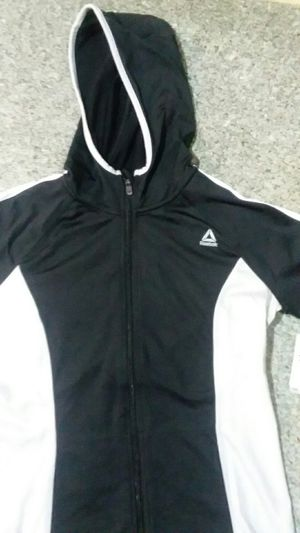 BRAND NEW Medium Reebok slim modern training jacket for Sale in Daly City, CA