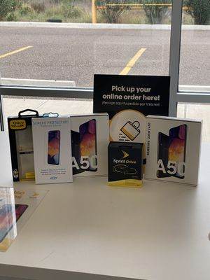 Stop By Today & get the Samsung A50 for FREE!!! for Sale in Laredo, TX