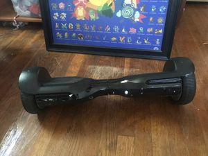Swagtron Hoverboard and charger, message me and we can talk out some prices for Sale in Newport News, VA