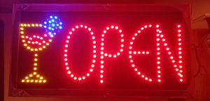 """2 pics led """"OPEN"""" sign for Sale in Renton, WA"""