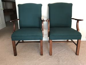 Office chairs very good condition, look like new. for Sale in Grayson, GA