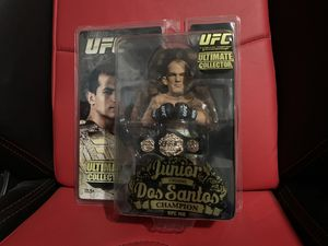 UFC Action Figure Junior Dos Santos for Sale in Whittier, CA