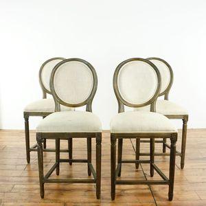 Upholstered Restoration Hardware Stools (1024270) for Sale in South San Francisco, CA