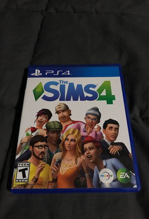 The sims 4 Ps4 for Sale in Gresham, OR