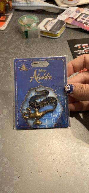 Disney Aladdin Wishes Come True Pin for Sale in Tamarac, FL