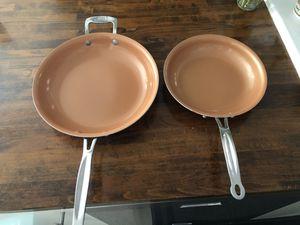 Red Copper Pans for Sale in Salt Lake City, UT