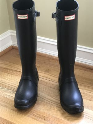Hunter Rain Boots size 9 for Sale in Roswell, GA