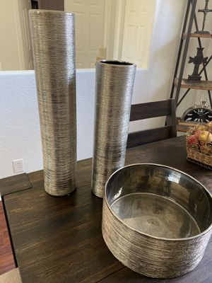 Home decor - decorative Vases for Sale in Deerfield Beach, FL