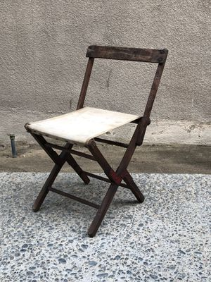 Antique vintage folding chair for Sale in Fresno, CA