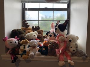 Stuffed animals for Sale in Clifton, VA