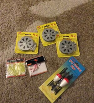 Fishing gear Automatic fishing reel & more ! for Sale in New York, NY