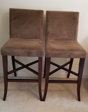 Barstools -set of 2 for Sale in Annandale, VA