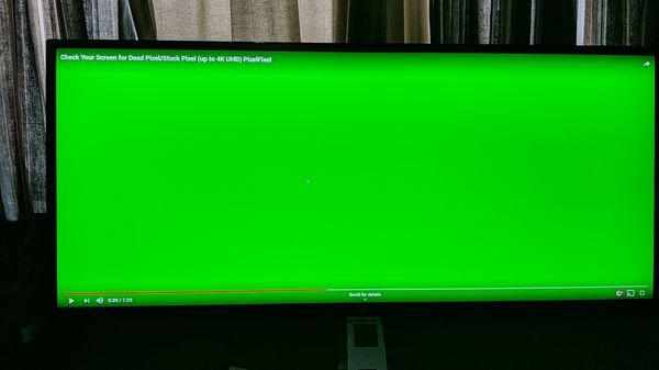 LG 34' Ultrawide Monitor