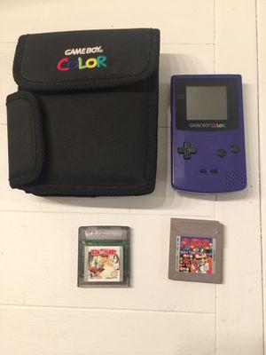 Gameboy Color set for Sale in Martinez, CA