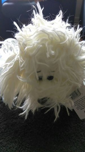 Russ Berrie Plushy Dog Curly Dog for Sale in Knoxville, TN
