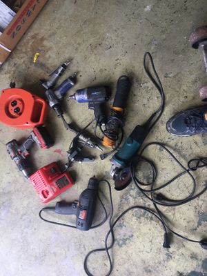 air impact wrench and tools for Sale in New Port Richey, FL