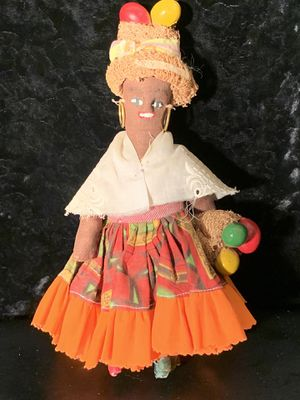 Vintage handmade antique African doll for Sale in Duvall, WA