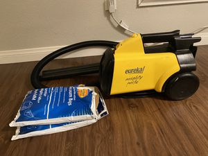 Eureka Mighty Mite Vacuum Cleaner with Filters for Sale in Buena Park, CA