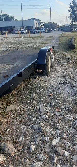 Car carrier trailer 16 foot for Sale in Cypress, TX
