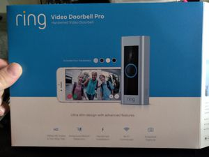 Ring video doorbell pro for Sale in Tacoma, WA