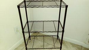 Metal shelving unit for Sale in Salt Lake City, UT