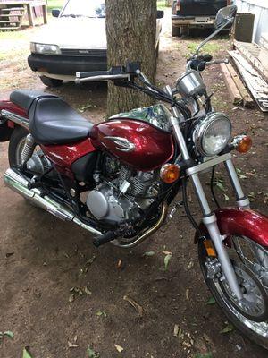2001 Kawasaki 125 street bike for Sale in Deatsville, AL