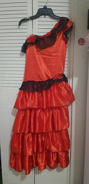 Spanish dress size Large españa costume for Sale in Hialeah, FL