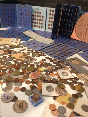 Massive Valuable 1800's-Modern US Coins Collection- Includes SILVER & Gold Clad Bar- 100's Of Coins In Total for Sale in Fairfax, VA