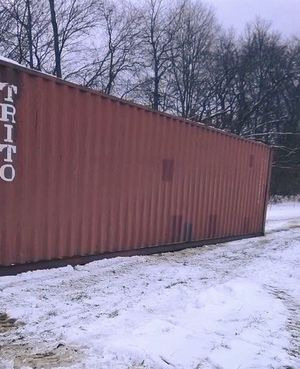 40' SD WWT Portable Shipping Boxes for Sale! for Sale in Madison, WI