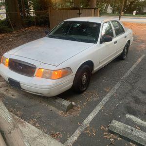 2005 Ford Crown Victoria Police Interceptor V8 4.6L for Sale in Atlanta, GA