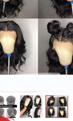 """Natural Brazilian raw human hair 28"""" for Sale in Irvine,  CA"""