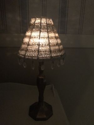 Tea light lamp for Sale in North Ridgeville, OH