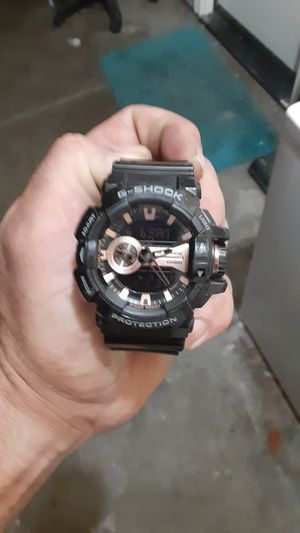 Rose gold and black G-Shock for Sale in Ceres, CA