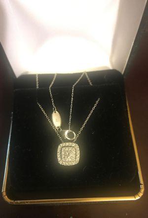 Cadena de diamantes 14k for Sale in Carson, CA