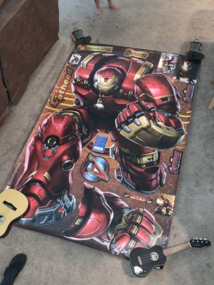 Fathead Ironman Wall Decal for Sale in Chandler, AZ