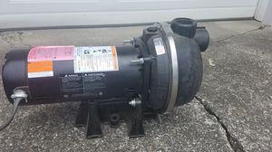 Flotec sprinkler / pool pump for Sale in Tacoma, WA