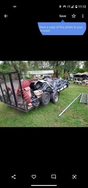 12ft trailer for Sale in Lutz, FL