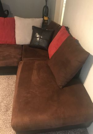 Sectional couch in good condition for Sale in Houston, TX