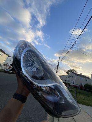 Hyundai Elantra 11-13 headlights for Sale in Arlington, VA