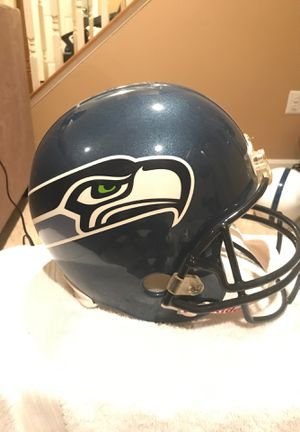 Seahawks Riddell football helmet for Sale in Alexandria, VA