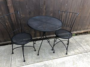 Patio furniture for Sale in Vancouver, WA
